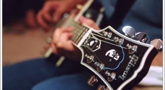 Как выпрямить гриф гитары
