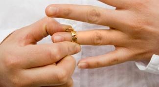 Как узнать, поданы ли документы на развод