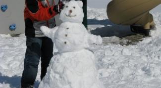 Как назвать снеговика