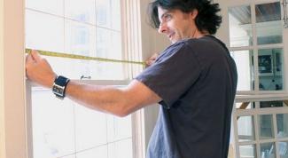 Как замерять окна пвх