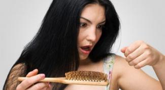 Что делать от выпадения волос