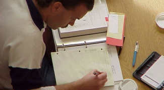 How to write a report on the practice of the student