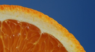 How to use orange peel