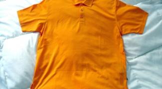 Как окрасить одежду