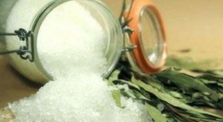 Как выводить отложение солей