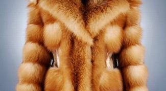 Как выбрать шубу из лисы