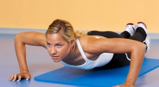How to enlarge breast through exercise