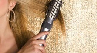 Как выпрямить волнистые волосы