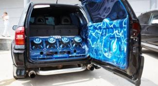 Как настроить звук в машине
