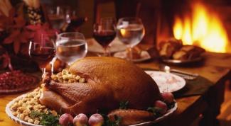 Как готовить рождественского гуся