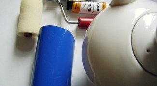 How to paint cookware