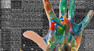 Как смыть краску с одежды