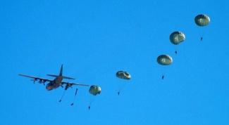 Как попасть в десантные войска