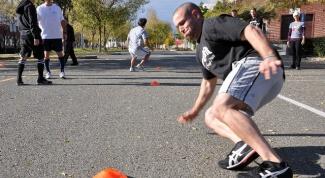 Что такое челночный бег