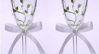 Как сделать самой украшения для свадьбы