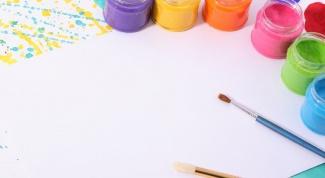 Как получить яркий цвет