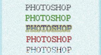 Как вставить стили для фотошопа