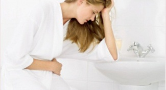 What to do if vomiting bile