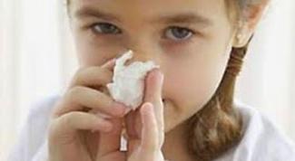 Что делать, когда у ребёнка заложен нос