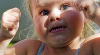 Как прекратить истерики ребенка
