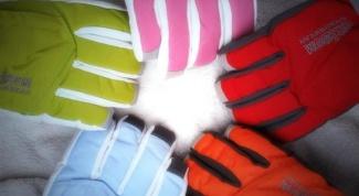Как выбрать горнолыжные перчатки