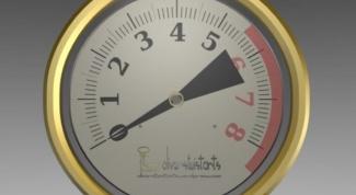 How to choose a pressure gauge