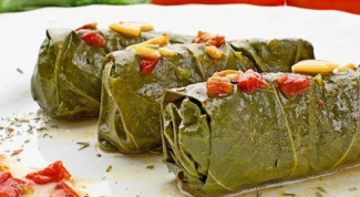 How to make Armenian dolma recipe