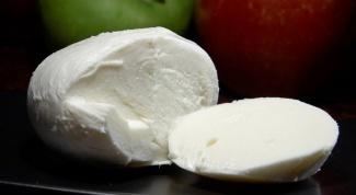 Как приготовить самостоятельно сыр моцарелла