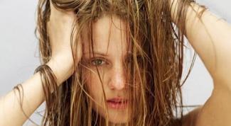 Как обеспечить уход за жирными волосами