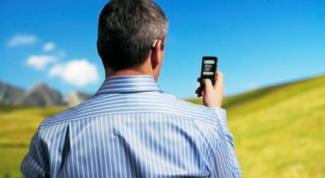 Как найти оператора связи