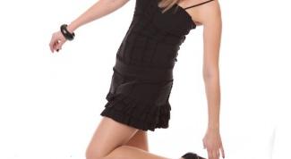 Как сшить коктельное платье