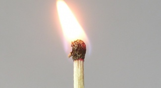 Как действовать при возникновении пожара