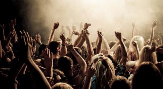 Что делать на дискотеке