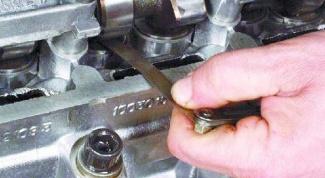 Как настроить клапана ВАЗ