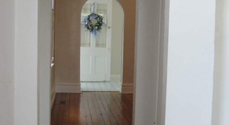 How to make an arched doorway