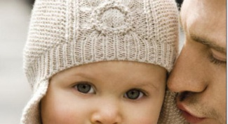 Как связать теплую шапочку новорожденному