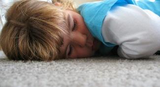 Как приучить ребенка не просыпаться ночью