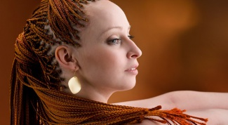 How to weave American braids