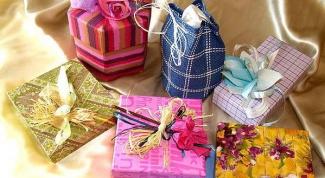 Как сделать самодельный подарок
