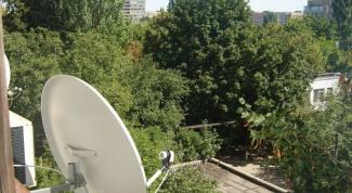 How to set the antenna svec