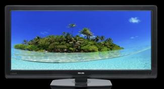 Как выбрать плоский телевизор
