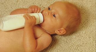 Как кормить ребенка-искусственника