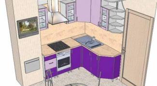 Как нарисовать проект кухни в 2018 году