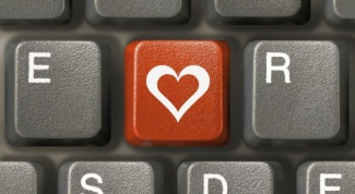 Как признаться девушке в любви по интернету