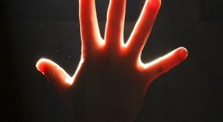 Что делать, если опух палец