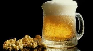 Какой вред организму наносит употребление пива
