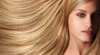 Что делает волосы блестящими