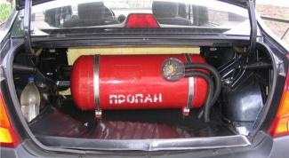 Как установить газ на авто