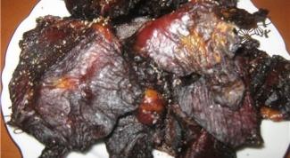 Как избавиться от запаха горелого мяса
