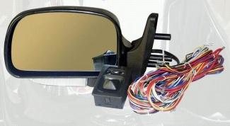 Как подключить подогрев зеркал на ВАЗ